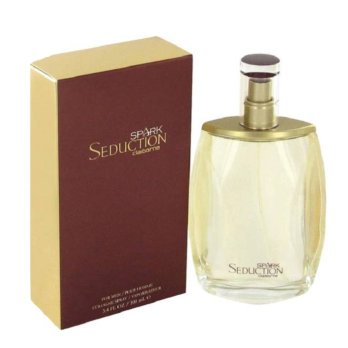Spark Seduction Cologne by Liz Claiborne 3.4oz Eau De Cologne Spray for men